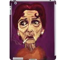 OOH I SAY - from the 'stenders range iPad Case/Skin