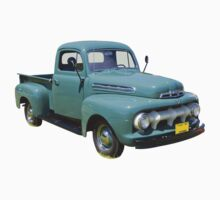 1951 ford F-1 Antique Pickup Truck Kids Clothes