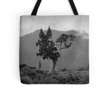 Pencil Pine & Mt Oakleigh Tote Bag