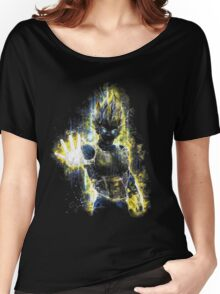 The Prince of Saiyans Women's Relaxed Fit T-Shirt
