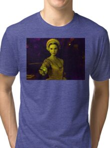 Fantaghirò - The Cave of the Golden Rose Tri-blend T-Shirt