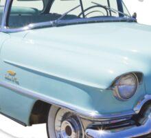 1956 Sedan Deville Cadillac Luxury Car Sticker