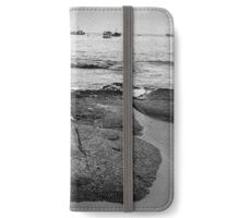 Bicheno Boats iPhone Wallet/Case/Skin