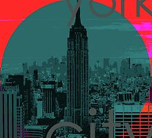 New York City by itsmadgical