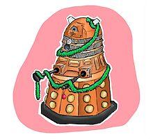Tinsel Dalek by General Admission