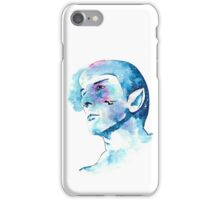 Spock Space iPhone Case/Skin