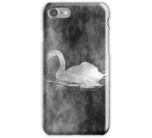 Melancholic Black Swan iPhone Case/Skin