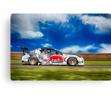 Mazda RX7 Drift Canvas Print