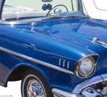 1957 Chevrolet Bel Air 2-door Convertible Sticker