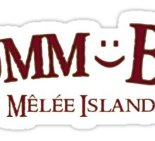 Monkey Island - Scumm Bar  Sticker