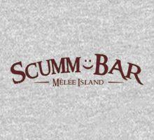 Monkey Island - Scumm Bar  Kids Tee