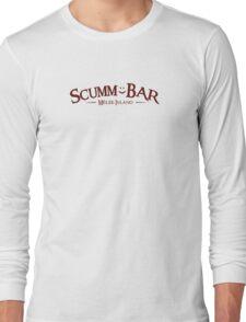 Monkey Island - Scumm Bar  Long Sleeve T-Shirt