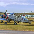Holste MH-1521M Broussard F-BXCP by Colin Smedley