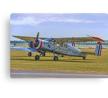 Holste MH-1521M Broussard F-BXCP Canvas Print