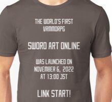 Sword Art Online - Launched Unisex T-Shirt