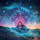 Sacred Geometry - Space Triplet by FutureThinkers