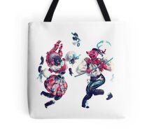 Trickster Dancers Tote Bag