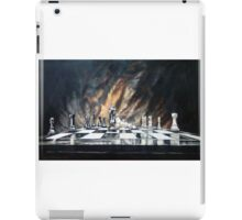 Life is a game. iPad Case/Skin