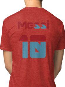 Messi 10 Tri-blend T-Shirt
