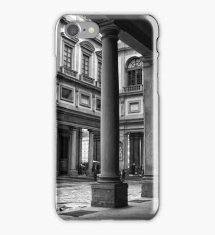 The Uffizi Courtyard iPhone Case/Skin