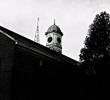 Bell Tower  by whitelightwings