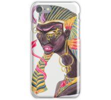Pharaoh Hatshepsut iPhone Case/Skin