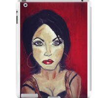 BRASS -  from the 'stenders range'    iPad Case/Skin