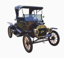 1914 Model T Ford Antique Car Kids Clothes