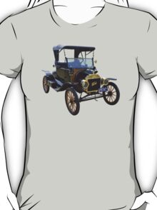 1914 Model T Ford Antique Car T-Shirt