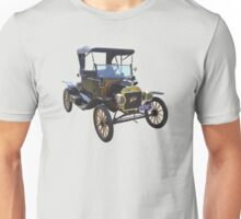 1914 Model T Ford Antique Car Unisex T-Shirt