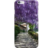 Canopy of Wisteria iPhone Case/Skin
