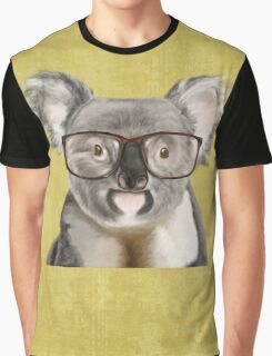 Mr Koala Graphic T-Shirt