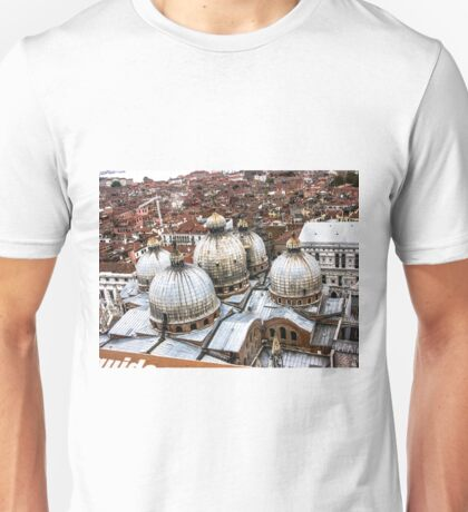 St Marks Rooftop Unisex T-Shirt