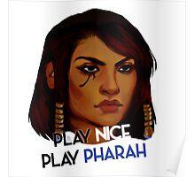 Play nice, play Pharah! Poster