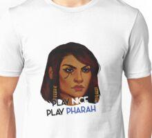 Play nice, play Pharah! Unisex T-Shirt