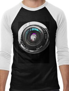 Through a Lens Men's Baseball ¾ T-Shirt