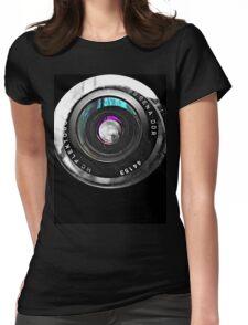 Through a Lens Womens Fitted T-Shirt