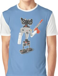 ControlBot4000 Graphic T-Shirt