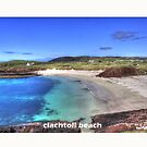 Clachtoll Beach by Alexander Mcrobbie-Munro