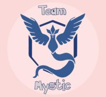 Pokemon Go - Team Mystic One Piece - Long Sleeve