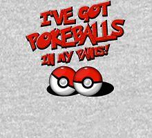 Pokemon Go Trainer I've got pokeballs in my pants Unisex T-Shirt
