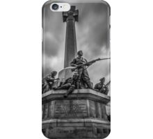 Port Sunligh War memorial  iPhone Case/Skin