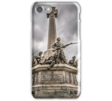 Port Sunlight war memorial  iPhone Case/Skin