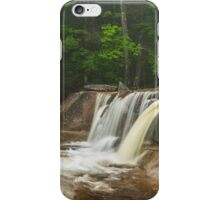 Rainy day at Diana's Bath - NH iPhone Case/Skin