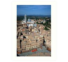 Siena Art Print