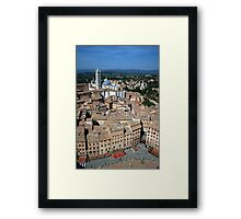 Siena Framed Print