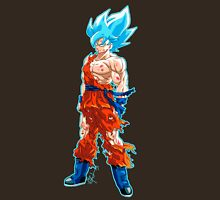 CREATING SON GOKU SUPER SAIYAN GOD SUPER SAIYAN Unisex T-Shirt