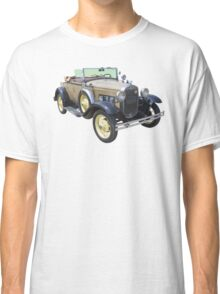 1931 Ford Model A Cabriolet Antique Car Classic T-Shirt