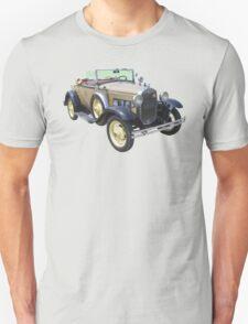 1931 Ford Model A Cabriolet Antique Car T-Shirt