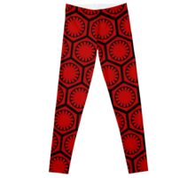 The First Order - Red Leggings